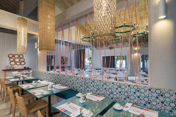 Restaurant - Emotions Beach Resort By Hodelpa - All Inclusive - Juan Dolio, Dominican Republic